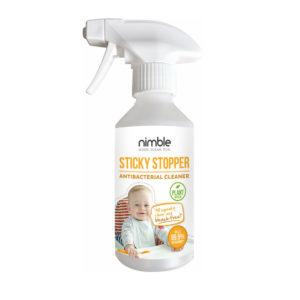 Nimble tisztítószer antibakteriális Sticky Stopper 250ml