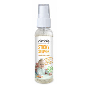 Nimble tisztítószer antibakteriális Sticky Stopper 60ml