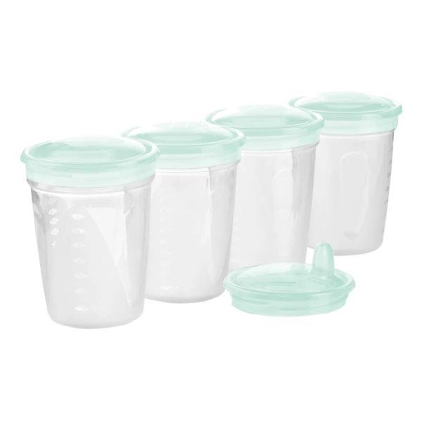 BabyOno tejtároló pohár 9 db-os készlet