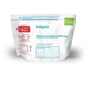 BabyOno sterilizáló zacskó mikrós