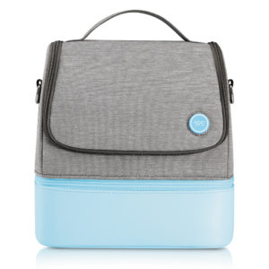 59S P14 UVC LED sterilizáló kismama táska kék