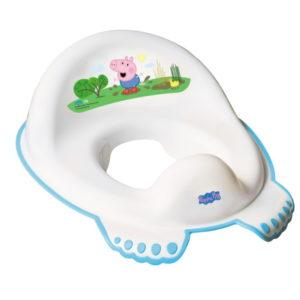 Tega WC szűkítő csúszásgátlós Peppa Pig fehér/kék