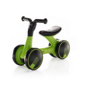 Zopa futóbicikli Easy-Way duplakerekű Lime zöld