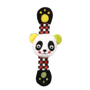 BabyOno csuklócsörgő plüss C-MORE Archie panda
