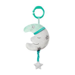 BabyOno felhúzós-zenélő plüss hold Happy Moon