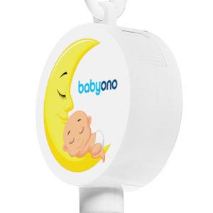 BabyOno forgó-zenélő alkatrész