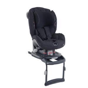 BeSafe gyerekülés iZi Comfort ISOFIX X3 Fresh Black Cab