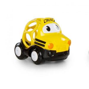 BS játék Oball Autóbusz Thomas Go Grippers 18hó 10311-12S