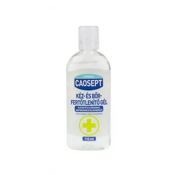 CAOSEPT kézfertőtlenítő gél víz nélküli átlátszó 110 ml