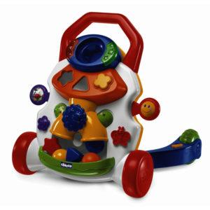 Chicco járássegítő Baby Step Tili-Toli készségfejlesztő játék