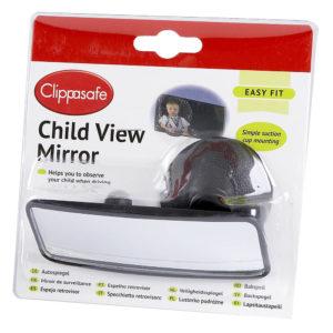 Clippasafe Gyermek visszapillantó tükör