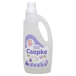 Csepke Baby mosógél 3hó levendula olajjal 1l