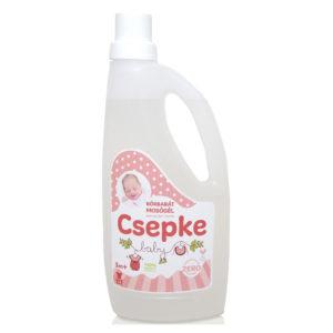 Csepke Baby mosógél 3hó púder illattal 1l