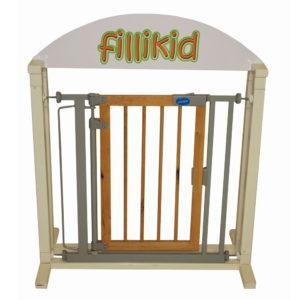 Fillikid bizt. ajtórács faajtós 55240