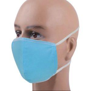 Kikkaboo egészségügyi maszk pamut felnőtt