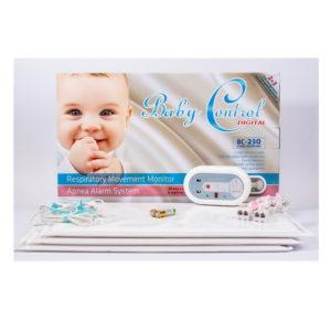 Légzésfigyelő Baby Control BC-230