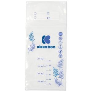 Kikkaboo anyatejtároló tasak 200ml 25db