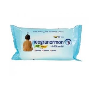 Neogranormon törlőkendő 55db-os