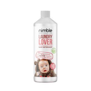 Nimble mosószer bébi Laundry Lover 1000ml