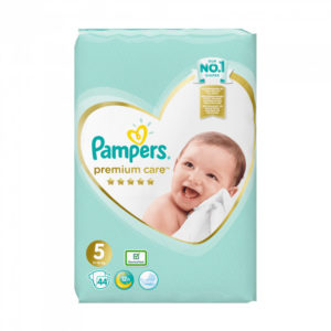 Pampers Premium Care 5 pelenka 11-16kg 44db