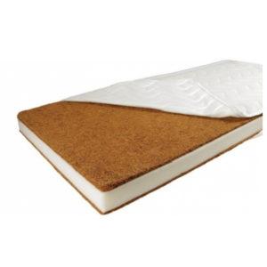Kókusz-hab-kókusz matrac 70x120x10cm SZGY