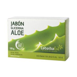Tabaibaloe glicerines szappan 125 gr.