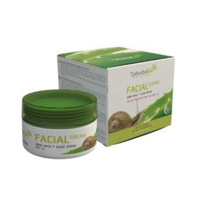 Tabaibaloe tápláló arckrém csigakivonattal 100 ml