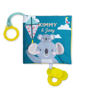 Taf Toys bébikönyv puha Where is Joey? Hol van Joey?