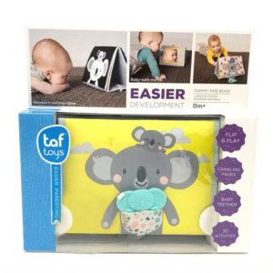Taf Toys bébikönyv puha Tummy-Time