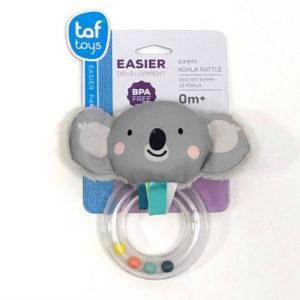 Taf Toys csörgő Kimmy, a koala