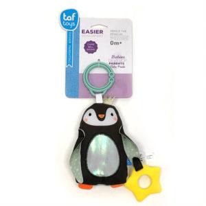 Taf Toys csörgő Prince, a pingvin