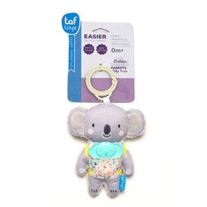 Taf Toys csörgő Kimmy, a koala rágókával