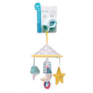 Taf Toys játék babakocsira Mini Moon Pram Mobile mini hold