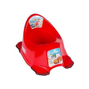 Tega bili csúszásgátlós zenélő Cars piros