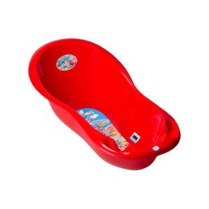 Tega babakád 102cm hőmérővel Cars piros