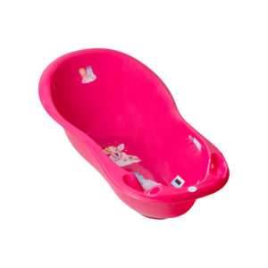 Tega babakád 102cm hőmérővel Little Princess rózsaszín