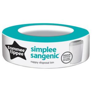 Tommee Tippee utántöltő Sangenic Simplee 1 db-os
