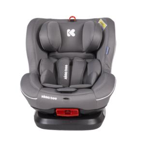 Kikkaboo gyerekülés Twister Isofix 0-25kg szürke