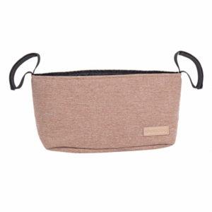 Kikkaboo pelenkázó táska Zoe bézs