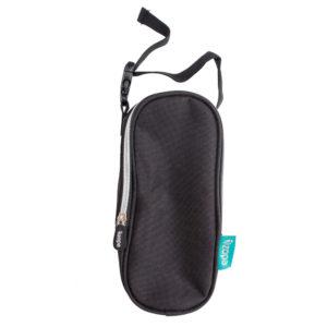 Zopa cumisüveg melegentartó standard fekete