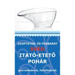 Drickskal svéd itató-etető pohár 80ml