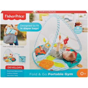 Fisher-Price játszószőnyeg halacskás FXC15