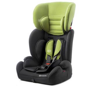 Kinderkraft gyerekülés Concept 9-36kg zöld
