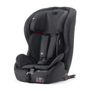 Kinderkraft gyerekülés Safety-Fix Isofix 9-36g fekete