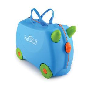 Trunki bőrönd Terrance