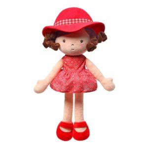 BabyOno játékbaba Poppy puha