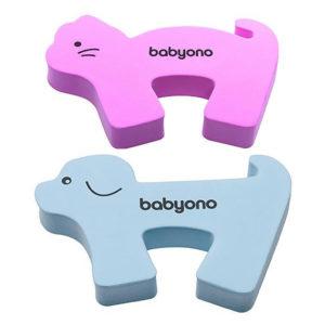 BabyOno ajtóbecsapódás-gátló 1db állatos