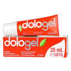 Dologel fogíny nyugtató gél 25ml