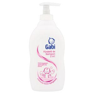 Gabi fürdető és sampon 2in1 400ml
