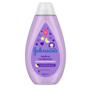 Johnson's baby sampon 500ml nyugtató aromás